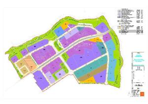 Plano da Cidade do Móbel