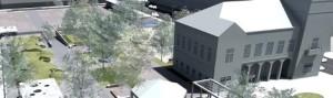 Proxecto do PP de ampliación da Alameda