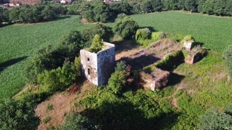 torre e pazo de guimarei