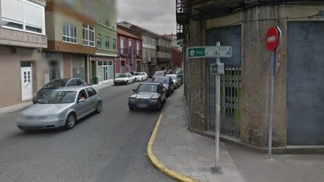 Rúa Capitán Bernal